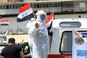 العراق يُسجل 83 وفاة و3907 إصابات جديدة بكورونا