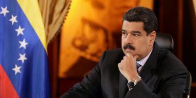 رئيس كولومبيا يطالب بمحاكمة نيكولاس مادورو