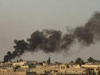 من خلال القذائف.. تركيا تقصف قرية علوك بسوريا