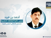 بن فريد: دعوة الشرعية لمجلس الأمن بشأن مأرب تعكس ضعفها