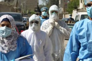 الصحة العراقية تسجل 3438 إصابة جديدة بكورونا و64 وفاة