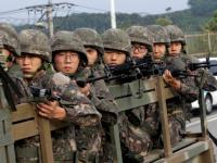 كوريا الجنوبية توقف متسللًا حاول عبور الحدود الشرقية للبلاد