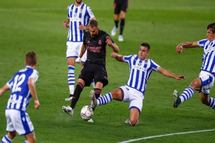 ريال مدريد يتعادل سلبيًا أمام سوسيداد في الدوري الإسباني