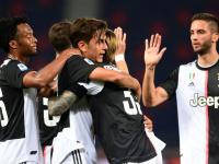 بفوز كبير.. يوفنتوس يحقق أول ثلاث نقاط في الدوري الإيطالي