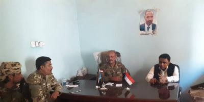 لجنة لفحص قاعدة بيانات الحزام الأمني بسقطرى