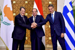 قبرص واليونان: نتحرك بحزم لإنهاء أعمال تركيا غير القانونية شرق المتوسط
