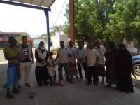"""""""إغاثة انتقالي خور مكسر"""": تعقم مدرسة خليفة لمكافحة الأوبئة"""