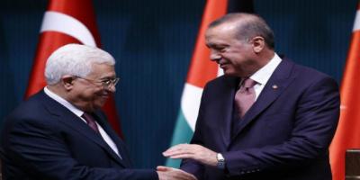 عباس يطلب من أردوغان مراقبة الانتخابات الفلسطينية