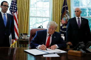 عقوبات اقتصادية أمريكية تطال وزير دفاع إيران