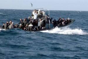 السلطات التونسية توقف 164 مهاجرًا غير شرعي
