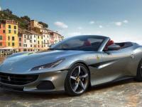 فيراري تزيح الستارعن سيارة Portofino M الجديدة
