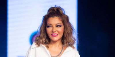 """سميرة سعيد تنشر صور إطلالتها من حفلها على """"تيك توك"""""""