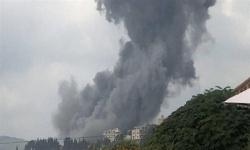 انفجار جنوب لبنان وقع في مخزن أسلحة لحزب الله