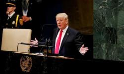ترامب: متفائل جدا بمستقبل منطقة الشرق الأوسط