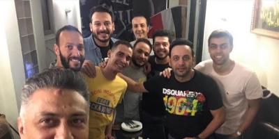مصطفى قمر يحتفل بعيد ميلاده الـ 54 (صور)