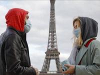 فرنسا تسجل 10008 إصابة جديدة بكورونا