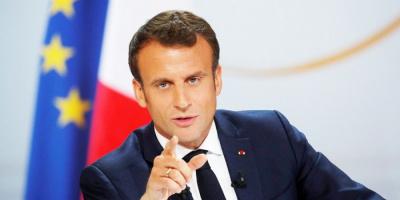 الرئيس الفرنسي: مليار تلميذ تأثروا جراء إغلاق المدارس حول العالم من كورونا