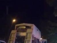 بالفيديو..الحرس الثوري ينقل معدات عسكرية إلى الحدود العراقية