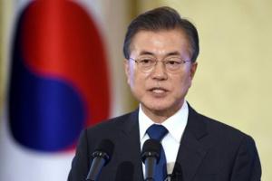 مون جيه: إعلان نهاية الحرب الكورية ستمهد الطريق لنزع السلاح النووي