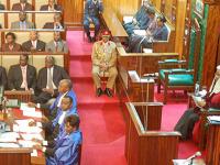 مطالبات قضائية في كينيا بحل البرلمان
