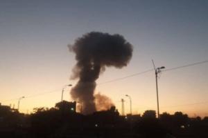 انفجار عبوة ناسفة في القنيطرة السورية