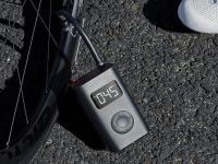 شاومي تزيح الستار عن الكمبريسور المحمول Mi Portable Electric Air Pump
