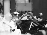 بالصور.. شاهد كواليس حفلات اليوم الوطنى السعودي الـ 90