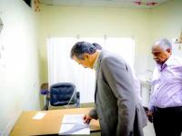 لملس يمنع خروج الأجهزة من مستشفى خليفة