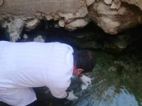 فريق صحي يتفقد الوضع الوبائي بالصدارة في حجر