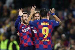 رسميًا.. أتلتيكو مدريد يضم مهاجم برشلونة