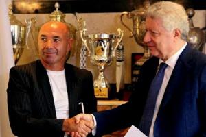 رسميًا.. باتشيكو مديرًا فنيًا لنادي الزمالك المصري