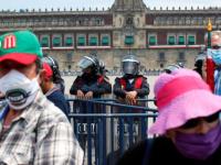 كورونا في المكسيك يسجل 4786 إصابة جديدة و601 وفاة