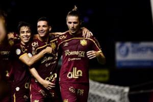 سبورت ريسيفه يفوز على كورينثيانز في الدوري البرازيلي