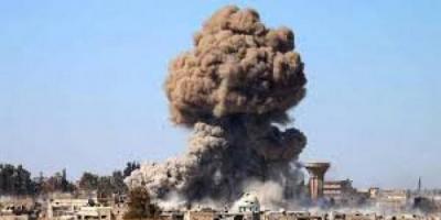 التنظيمات الإرهابية تنفذ اعتداء بالصواريخ على جورين بريف حلب