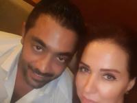بعد سنوات الانفصال.. أحمد فلوكس يعود لزوجته الأولى وأم نجله الوحيد