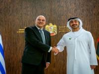 وزير الخارجية الإماراتي في اليونان لبحث سبل التعاون المشتركة