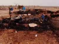 الحوثيون يحرقون منزلا في حيس بالحديدة