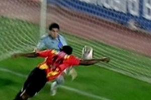 إينرامو: هدفي في الأهلي كان باليد ولكن هذه مباريات دوري الأبطال