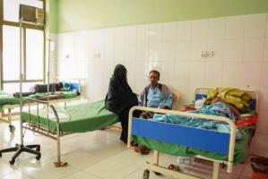 الصحة العالمية: جهود مضاعفة لتوفير الخدمات الطبية للنازحين