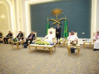 بحضور الزُبيدي.. الجالية الجنوبية تحتفي باليوم الوطني للسعودية (صور)