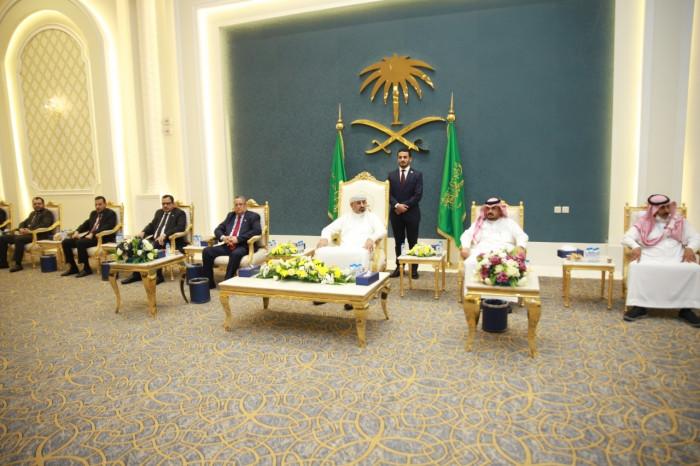 بحضور الزُبيدي.. الجالية الجنوبية بالسعودية تحتفي باليوم الوطني للمملكة (صور)