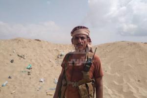أركان قطاع جبهة الساحل: ملتزمون بوقف النار في أبين
