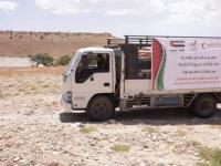 الإمارات تزود سكان القرى النائية في الضليعة بالملابس
