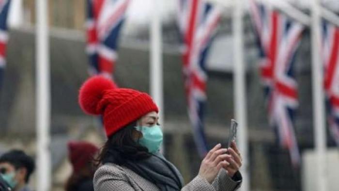 بريطانيا تُسجل 34 وفاة و6042 إصابة جديدة بكورونا