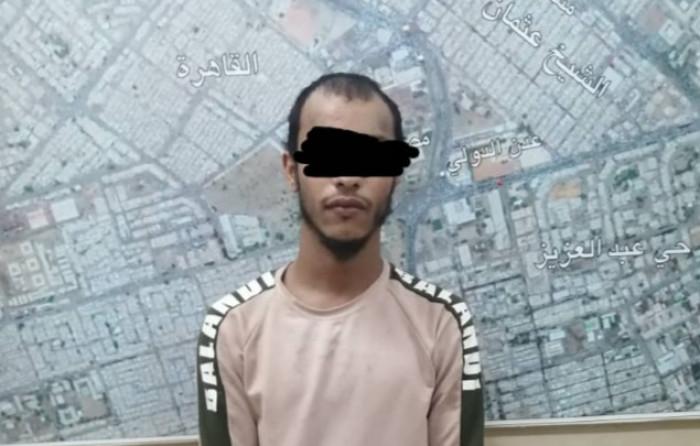 ضبط متهم بإطلاق النيران عشوائيا في الشيخ عثمان