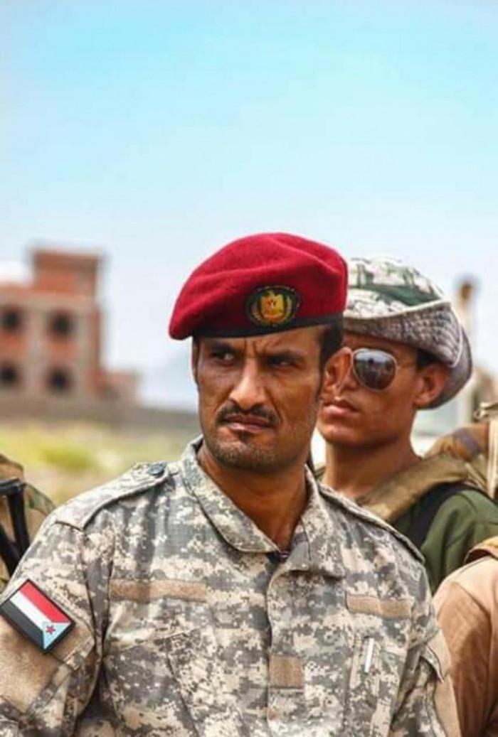 تكليف جلال الربيعي بقيادة الحزام الأمني في عدن