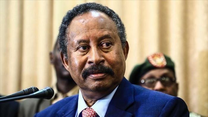 حمدوك: ندعو إلى تسريع رفع اسم السودان من قائمة الإرهاب