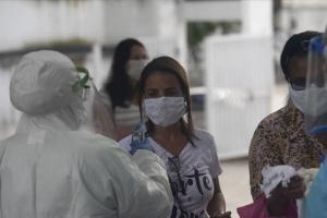 كورونا.. البرازيل تسجل 28378 إصابة جديدة