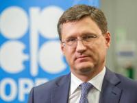 نوفاك: الطلب العالمي على النفط تراجع 10 % بسبب كورونا