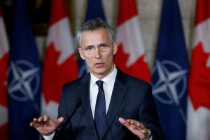 بومبيو يؤكد لأمين عام الناتو ضرورة خفض التصعيد في المتوسط